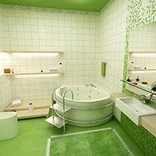 Как сделать ремонт в ванной комнате с фото 473